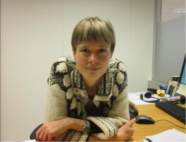Assistant Professor Gyda Margrét Pétursdóttir